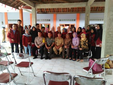 Penutupan KKN Mahasisiwa UNINUS Bandung